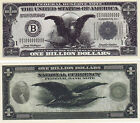 10 Billion Dollar Novelty Money Bills #287