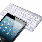 Bluetooth 3.0 Wireless Keyboard for Apple IPad 1 2 3 4 Mac PC Macbook Computer