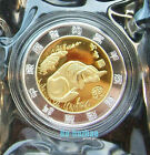 China Zodiac 24K Gold and Silver Coin-Year of Dog