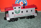 LIONEL WELLSPRING 2007 HOLIDAY CABOOSE NEW VERY RARE MIB