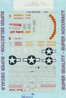 1/48 SuperScale Decals P-51B Mustang Aces Bochkay Baker Brown 48-554