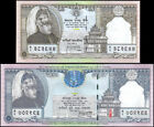 NEPAL 1997 Rs 25 & 250 COMMEMORATIVE Banknotes, P # 41-42, sign 13, set of 2 UNC