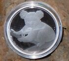 RARE~ 2009 ~.999 SILVER ~ KOALA BEAR ~1/2~OUNCE ~ PERTH MINT ~ BID & WIN ~$69.99