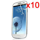 10X CLEAR S3 Screen Protector Guard Film For Samsung Galaxy S3 i9300