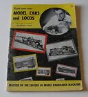 Vintage 1954 Magazine Build Your Own Model Cars and Locos HO Trains