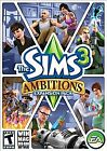 The Sims 3: Ambitions (Expansion Pack)  (PC, 2010) adult owned