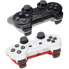 Lot2 Wireless Bluetooth Game Play Controller for Sony PS3 Red&White+Black&Silver