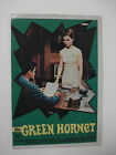 THE GREEN HORNET TRADING CARD STICKER No. 40 GREENWAY PROD. 1966 VINTAGE