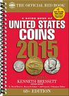 NEW IN STOCK NOW! 2015 SPIRAL RED BOOK REDBOOK UNITED STATES COIN PRICE GUIDE
