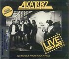 ALCATRAZZ LIVE SENTENCE + 7 BONUS TRACKS SEALED CD NEW 2014