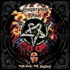 Superjoint Ritual, Use Once & Destroy Audio CD