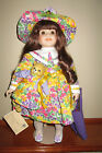 My Little Teddy Porcelain Goebel Betty Jane Carter  Doll - Emily - Musical