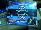 2011 TOPPS OPENING DAY BASEBALL FACTORY SEALED BOX !!! 12