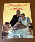 Vintage 1987 The Norman Rockwell Illustrated Cookbook Glossy Hardcover recipes