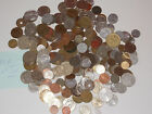 2 LBS/CCA 300 PCS/  CIRCULATED,VARIOUS,MIXED WORLDWIDE COINS LOT COLLECTION N:IV