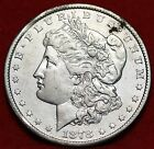 1878-CC Silver Morgan Dollar FREE Shipping