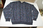 Norm Thompson Coogi Style Bill Cosby Vintage Sweater