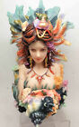 JOSEPHINE WALL DAUGHTER OF THE DEEP FAIRY STATUE FIGURE HEARING SCONCE OCEAN