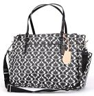 NEW COACH 30541 PEYTON DREAM SIGNATURE C MULTIFUNCTION DIAPER BABY BAG PURSE