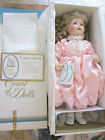 Miss Hilda 1994 boxed COLLECTIBLE PORCELAIN DOLL, COURT OF DOLLS, 771/3000