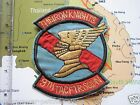 PATCH _ USAF , US Air Force 9TH Tac Ftr Sq , 9TH TAC FIGHTER SQUADRON , NAM WAR