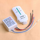 AC 220V ON/OFF 2-Ways Wireless Lamp Remote Control Switch Receiver Transmitter