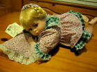 HJ&G porcelain Julie doll original packaging with pillow original package