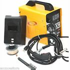 MIG-100 90A 110V AUTO FEEDER GAS-LESS FLUX CORE WIRE WELDING MACHINE COOLING FAN