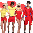 TV Series Life Guard Fancy Dress Up Lifegurad Costumes Beach Baywatch Costume