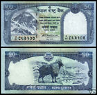 NEPAL - Rupees 50 - EVEREST Mountain and Goat BANKNOTE ,  P- 63,  UNC