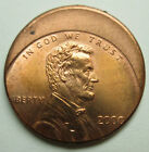 30% OFF CENTER ERROR!  2000 UNITED STATES LINCOLN CENT