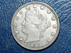1883 Liberty  Nickel Nice Coin AU  (306)