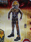 NIP Boys Disguise Transformer Bumblebee Revenge of the Fallen Costume Sz 10 12