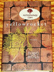 Signed First Edition Todd Boss Yellowrocket Poems
