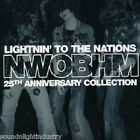 LIGHTNIN TO THE NATIONS NWOBHM 3 CD BOXSET *SEALED* Saxon Raven Samson Satan