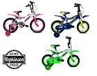 Childrens Bicycle NEW Kids Childs Junior Bike Cycle Girls Boys 12 14 16 18