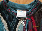 New with tag mens Coogi sweater  The Bill Cosby Sweater- Made in Austrailia