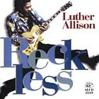 Reckless Allison, Luther Audio CD