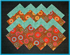 40 Glamour Fabric Squares Quilt blocks Kit Sewing quilting 4x4 Material