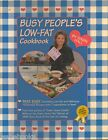 Busy People's Low-Fat Cookbook Spiral Hardcover 1998