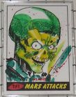 Dan Duncan - 2013 Topps Mars Attacks Heritage SKETCH - IDW Limited Red Label