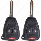 2 New 3B Remote Head Ignition Key Keyless Entry Combo Fob Uncut for OHT692427AA