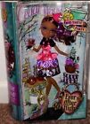 EVER AFTER HiGH Hat Tastic Cedar Wood NEW In Hand Hat-Tastic Doll