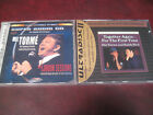 MEL TORME & BUDDY RICH MFSL 24 KARAT GOLD CD + SACD AUDIO FIDELITY LONDON 2 CD'S