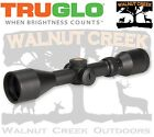 TruGlo Tru Brite Xtreme Illuminated 3 12x44 BDC Black Rifle Scope TG8531BXB