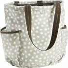 Thirty one Retro Metro shoulder tote bag 31 Utility gift in lotsa dots new r