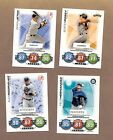 2010 TOPPS ATTAX CODE INSERT CARDS COMPLETE SET OF 77 (SERIES 2