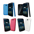 Maxwest Virtue Z5 4G 50 3D Touch Unlocked GSM Dual SIM Android 44 Smartphone