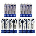 16pcs AA +AAA 2500mAh NiMH Battery Rechargeable BTY