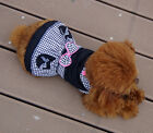 charming pet dress dog clothes summer cute fashion chihuahua clothing for dog S